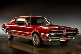 fastest ford 1968 mercury cougar gt e 7 liter coupe rarest muscle cars from