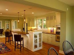 Kitchen Yellow Walls - light orange kitchen walls home design ideas