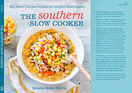 Southern Comfort Meals Southern Slow Cooker