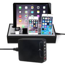amazon com 4 in 1 apple watch stand u0026 iphone ipad charging