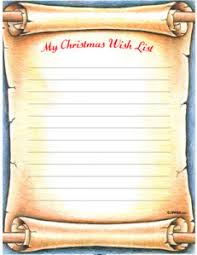 wish list printable christmas wish lists s wandering