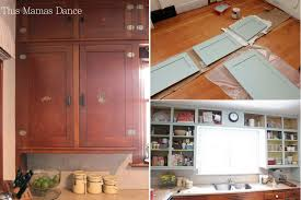 Behr Paint Kitchen Cabinets Painting Our Farmhouse Cabinets This Mamas Dance