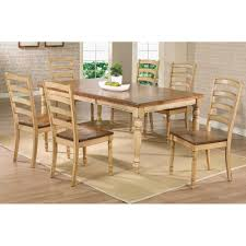 dining table quails run wheat shaker style rc willey furniture