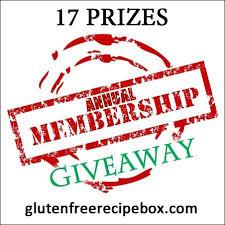 gluten free giveaways