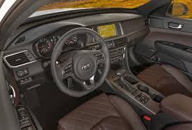 Kia Optima 2015 Interior The 2016 Kia Optima Sx Ltd Ushers In 2016 In Style U2013 Perimeter
