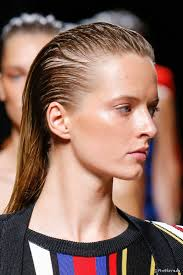 diving hairstyles the wet look for long hair diving into this hairstyle trend