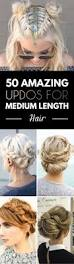 8 medium hairstyles to rock right now medium length haircuts best 25 shoulder length hairstyles ideas on pinterest shoulder