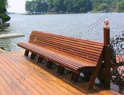Wood Bench Designs Decks by 51 Best Cedar Deck Designs Images On Pinterest Cedar Deck Deck