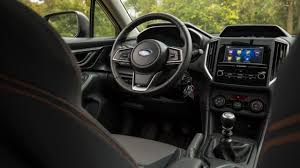 subaru crosstrek interior trunk amazing 2018 subaru crosstrek interior on the spot youtube