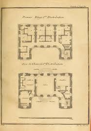 beverly hillbillies mansion floor plan floor plans for a hôtel particulier floor plans castles