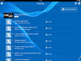 dying light dlc ps4 dying light the following trophies ps4 gamefront de