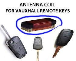 vauxhall corsa d vectra c remote key fob antenna coil repair home