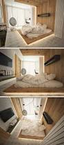 Bedroom Hide Small Refrigerator Highlight Your Bed With A Floor To Ceiling Headboard And Hidden