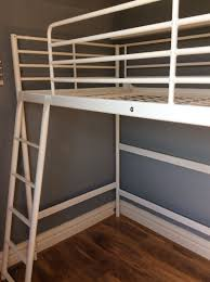 Ikea White Single Bed Home Design Ikea Bunk Beds Twin Over Full Astonishing Within 93