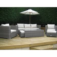 2 Seater Outdoor Sofa Ascot 2 Seat Garden Sofa Set In Truffle And Champagne U2013 Ideal Home