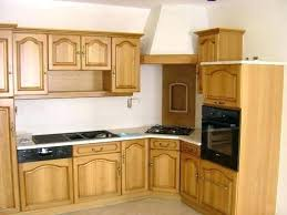 caisson cuisine bois meuble cuisine en bois brut cuisine en bois massif modele meuble