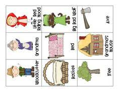red riding hood worksheets pack fairy tales