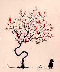 birds in a tree so artsy fartsy of a gun 3