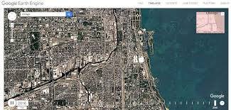 Chicago Google Map by Sloopin A South Loop Blog 2016
