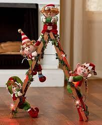 Large Christmas Decorations Amazon by Elf Christmas Decorations Amazon Com
