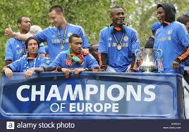 Chelsea Parade Chelsea Fc European Champions League Victory Parade The European