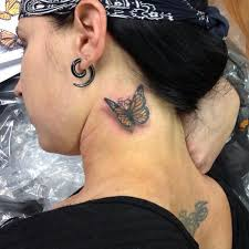3d butterfly tattoos for with 3d butterfly on