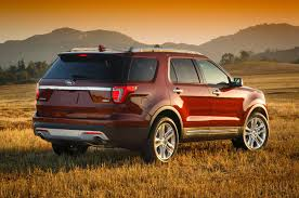 Ford Explorer Off Road Parts - 2016 ford explorer review lowrider