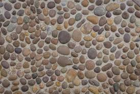 what to use to clean pebble rock flooring home guides sf gate