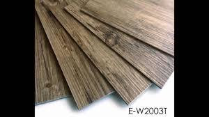 Pvc Laminate Flooring Wear Resistance Self Adhesive Vinyl Tile Floor Pvc Plank Supplier