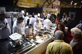 cuisiner une palombe foire de dijon les apprenties cuisinières ont bataillé pour