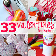 school valentines 21 crafts for preschoolers that are just plain