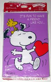 snoopy cards peanuts s day cards collectpeanuts