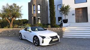 lexus lc 500 indian price 2018 lexus lc 500 first drive banish boring