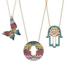 necklace pendants wholesale images Wholesale turkish hamsa fatima hand necklace pendants silver jpg