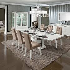 Modern Formal Dining Room Sets Dama Bianca Dining Modern Formal Dining Sets Dining Room Furniture