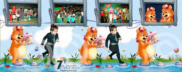 birthday photo album 7events events birthday party organisers bangalore
