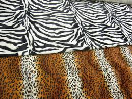 Cheetah Print Curtains by Leopard Print Cloth Magnificent Animal Print Fabric Fashion