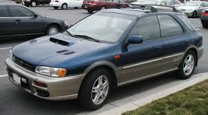 1998 subaru impreza 1998 subaru impreza 1 generation sedan images specs and news