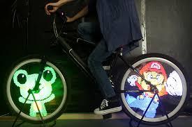 Monkey Bike Lights Dealsmachine Yq8003 Diy Programmable Bicycle Spoke Bike Wheel Led