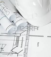 house drawings construction house repair work drawings for building and helmet