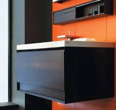 Wall Hung Bathroom Vanity by Wetstyle M3618 Wm M Collection 35 5 8