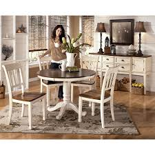 Cottage Style Chairs by Ashley Furniture Farm Table Ashley Furniture Farm Dining Table