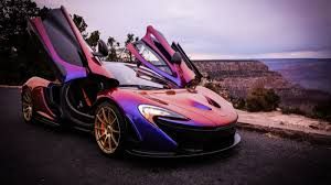 what it was like driving my dream car a hyperblurple mclaren p1 home