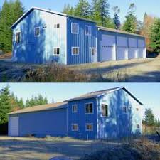 Project Plan 6022 The How To Build Garage Plan by This Helicopter Garage In Skagit County Is Really Something
