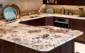 backsplash edge of cabinet or countertop white granite countertop with ellipse edges and steel sink on over