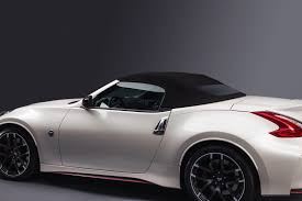 nissan 370z hp 2016 nissan 370z nismo roadster concept launched at 2015 chicago auto