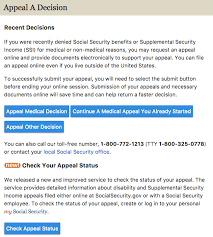 ssa expands online services for filing non medical denials and