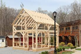 18 u0027 x 20 u0027 post u0026 beam barn raising the barn yard u0026 great country