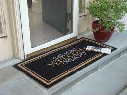 large front door mats outdoor the large front door mats front