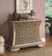 Accent Cabinets by Accent Cabinets Diva Print Accent Cabinet Console Sofa Tables